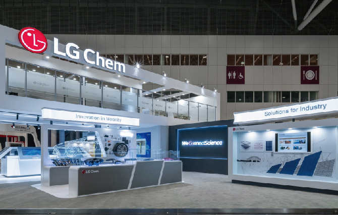 LG Chem, Accelerating Penetration Into Chinese Markets Through Eco-friendly Materials